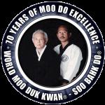 Moo Duk Kwan 70th Anniversary Challenge Chip